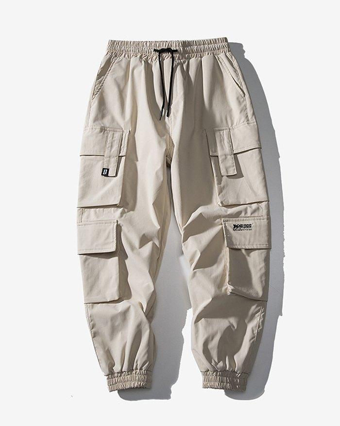 Men's Sandstone Cargo Pants - Khaki 4XL