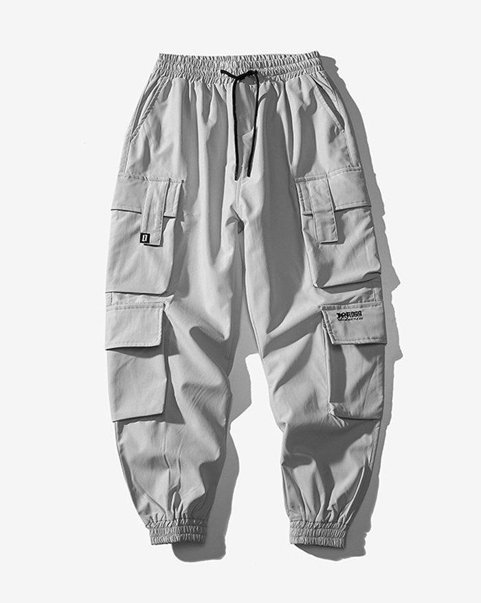Men's Sandstone Cargo Pants - Gray 4XL
