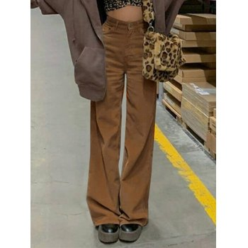 Vintage Corduroy Baggy Pants
