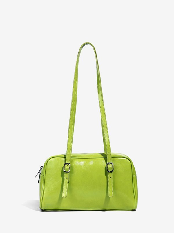 Square Shoulder Bags - Green ONE SIZE