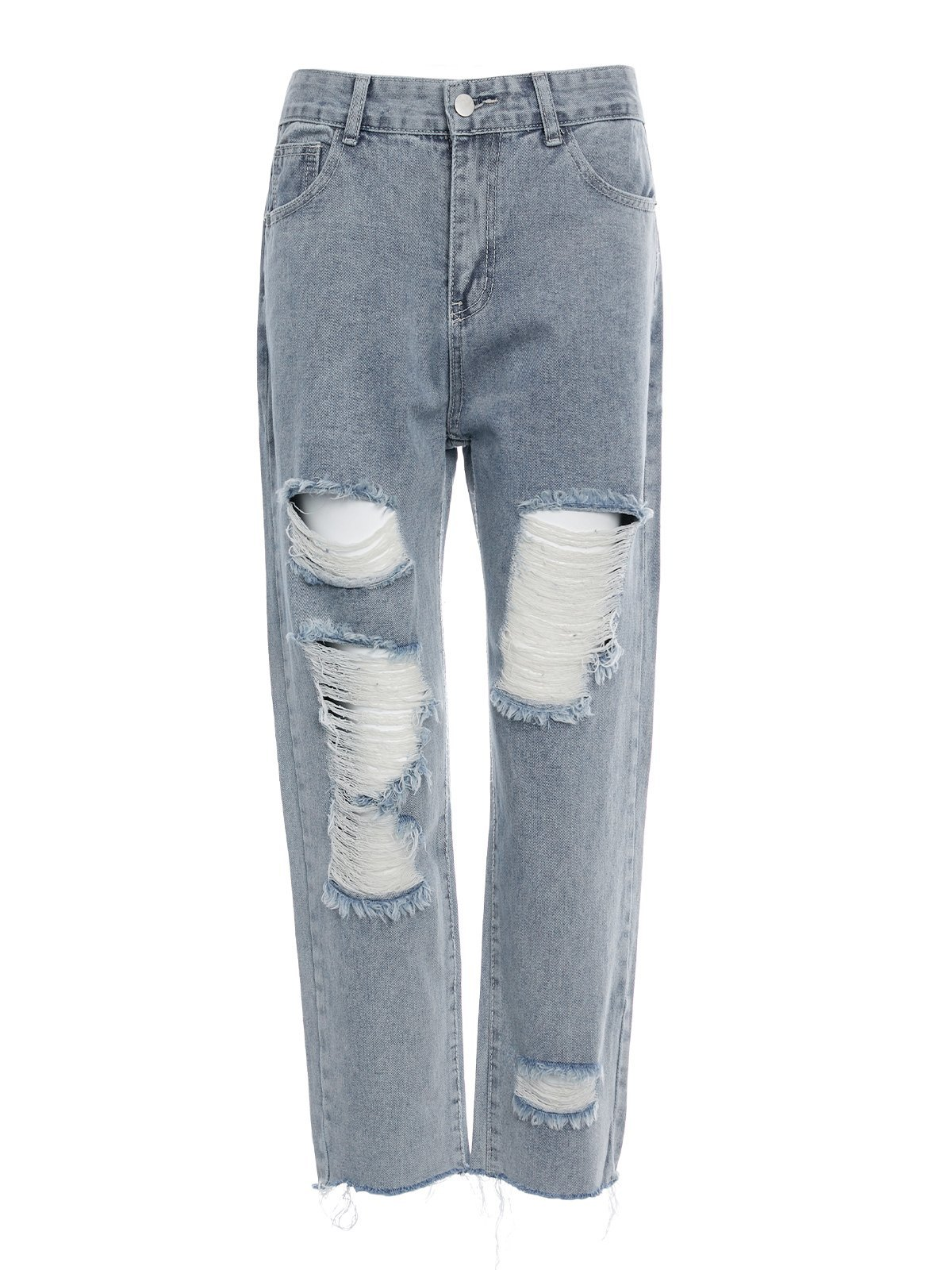 Vintage Extra Ripped Jeans -