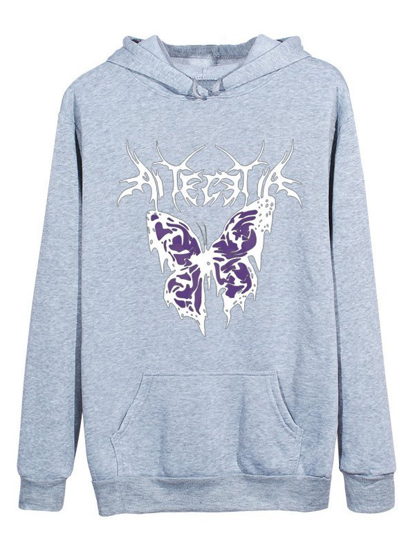 Butterfly Gothic Hoodies -